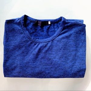 Shirts - Men's Short Sleeve Casual Knitted T-Shirt (Size M)